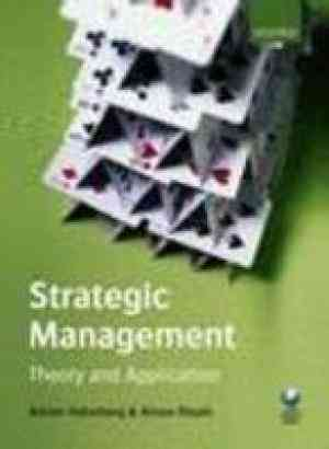 Buy Stategic Management: Theory And Application by Haberberg online in india - Bookchor   9780199560295