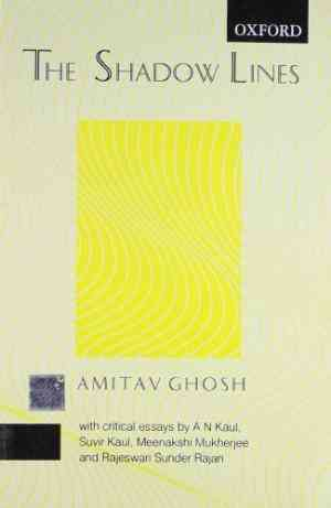 Buy Shadow Lines by Ghosh Amitav online in india - Bookchor | 9780195636314
