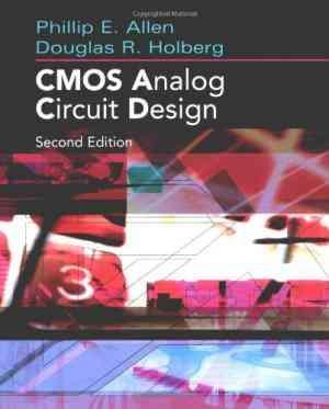 Buy Cmos Analog Circuit Design by Phillip E. Allen online in india - Bookchor | 9780195116441