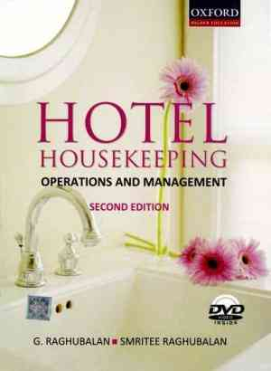 Buy Hotel Housekeeping: Operations and Management by G. Raghubalan online in india - Bookchor | 9780198061090