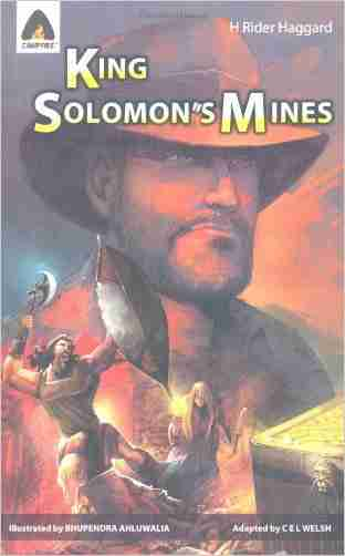 Buy King Solomons Mines by C. E. L. Welsh (Adapter) online in india - Bookchor | 9788190696357
