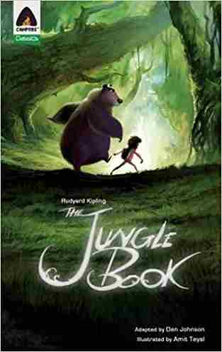 Buy The Jungle Book by Dan Johnson (Adapter) online in india - Bookchor   9788190751544