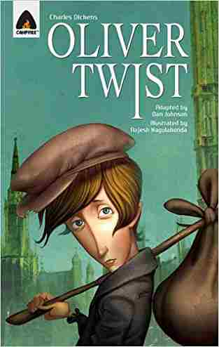 Buy Oliver Twist by Dan Johnson (Adapter) online in india - Bookchor   9789380028101