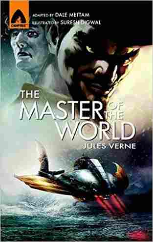 The Master of the World: The Graphic Novel