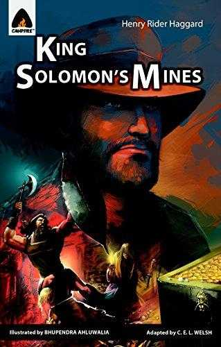 King Solomons Mines: The Graphic Novel