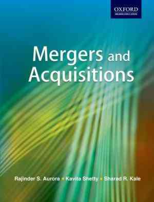 Buy Mergers and Acquisitions by Rajinder S Aurora online in india - Bookchor   9780198064510