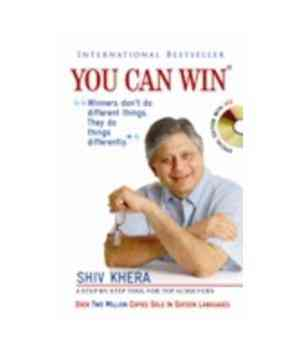 Buy You Can Win by Shiv Khera online in india - Bookchor   9780230331198