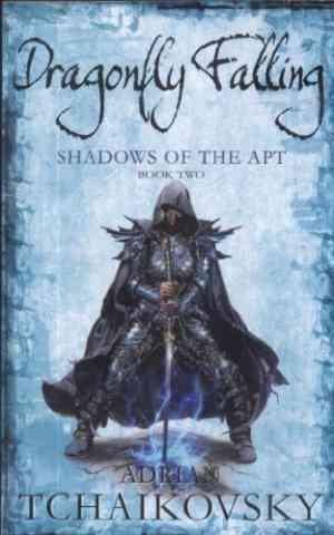 Buy Dragonfly Falling. Adrian Tchaikovsky by Adrian Tchaikovsky online in india - Bookchor   9780230704152