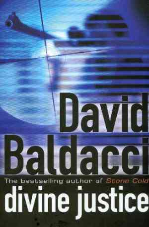 Buy Divine Justice by David Baldacci online in india - Bookchor   9780230706088