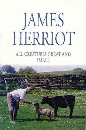 Buy All Creatures Great and Small by James Herriot online in india - Bookchor | 9780330250498