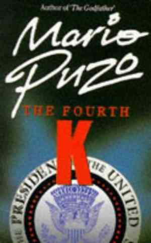 Buy Fourth K by Mario Puzo online in india - Bookchor | 9780330300940