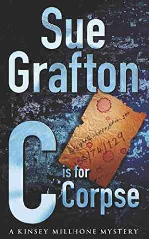 Buy C is for Corpse by Sue Grafton online in india - Bookchor | 9780330315845