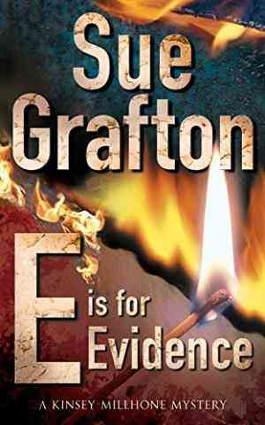Buy E is for Evidence by Sue Grafton online in india - Bookchor   9780330315869