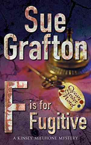 Buy F is for Fugitive by Sue Grafton online in india - Bookchor   9780330315876