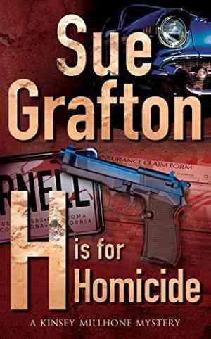 Buy H is for Homicide by Sue Grafton online in india - Bookchor | 9780330321952