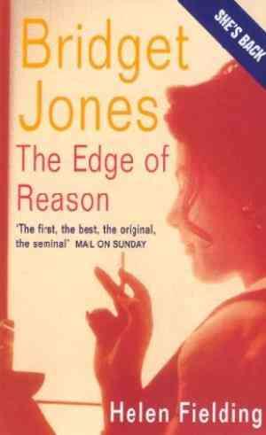 Buy Bridget Jones: The Edge of Reason by Helen Fielding online in india - Bookchor | 9780330373234