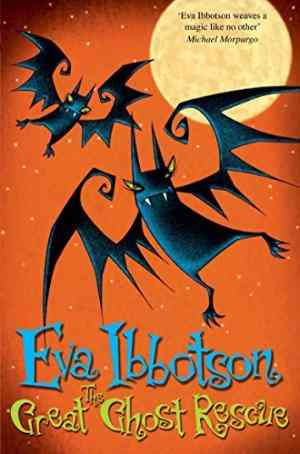 Buy Great Ghost Rescue by Eva Ibbotson online in india - Bookchor | 9780330398282