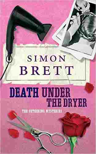 Buy Death Under the Dryer by Simon Brett online in india - Bookchor | 9780330426985