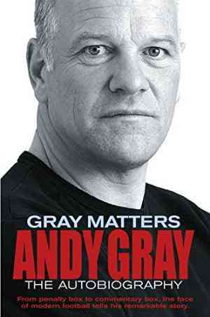 Buy Gray Matters by Andy Gray online in india - Bookchor   9780330431996