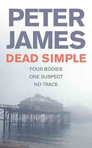Buy Dead Simple by Peter James online in india - Bookchor | 9780330434195