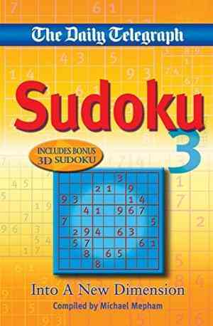 Buy Daily Telegraph Sudoku 3 by Telegraph Group Limited online in india - Bookchor | 9780330442954