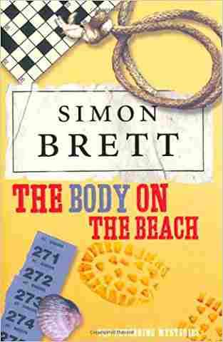 Buy Body on the Beach by Simon Brett online in india - Bookchor | 9780330445245