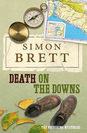 Buy Death on the Downs by Simon Brett online in india - Bookchor | 9780330445269