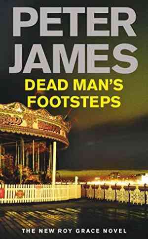 Buy Dead Mans Footsteps by Peter James online in india - Bookchor | 9780330446136