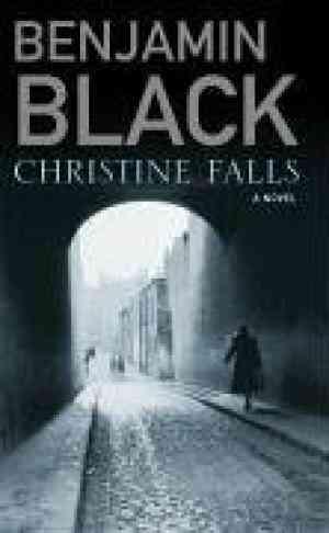 Buy Christine Falls by Benjamin Black online in india - Bookchor   9780330447164