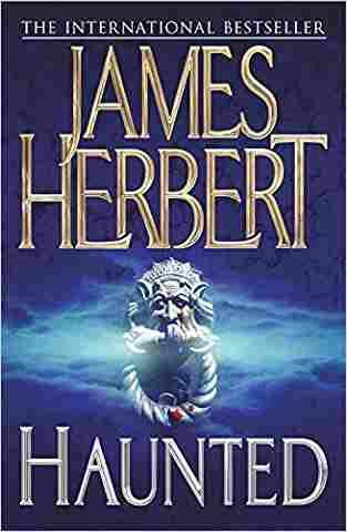 Buy Haunted by James Herbert online in india - Bookchor   9780330451574