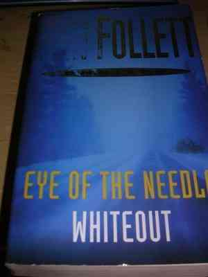 Buy Eye Of The Needle Whiteout by Ken Follett online in india - Bookchor | 9780330452052