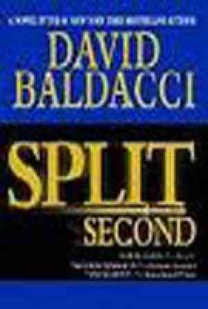 Buy Split Second  The Christmas Train Omnibus by David Baldacci online in india - Bookchor   9780330452267