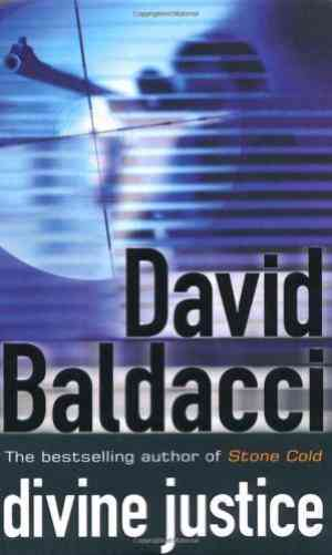Buy Divine Justice by David Baldacci online in india - Bookchor   9780330456531