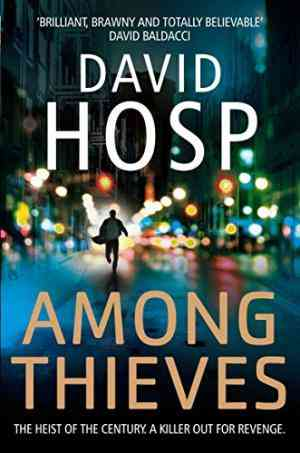 Buy Among Thieves by David Hosp online in india - Bookchor   9780330457002