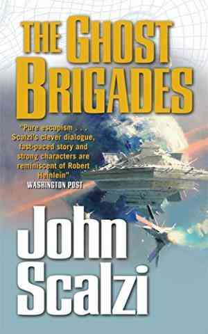 Buy Ghost Brigades by John Scalzi online in india - Bookchor   9780330457101