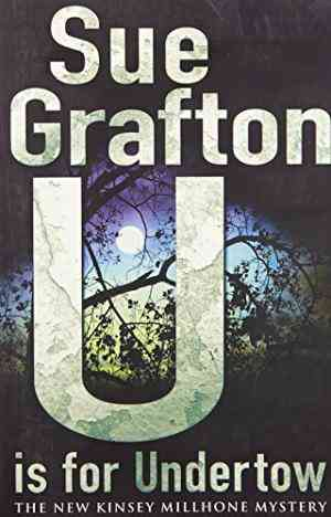 Buy U is for Undertow by Sue Grafton online in india - Bookchor   9780330458030