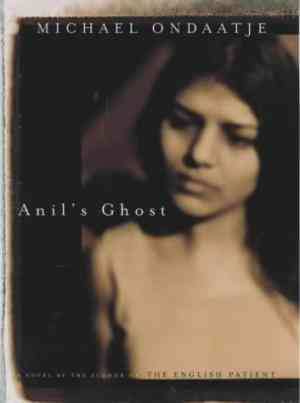 Buy Anils Ghost by Michael Ondaatje online in india - Bookchor | 9780330480772