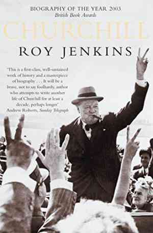 Buy Churchill by Roy Jenkins online in india - Bookchor   9780330488051