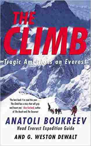 Buy Climb by Anatoli Boukreev online in india - Bookchor | 9780330488969