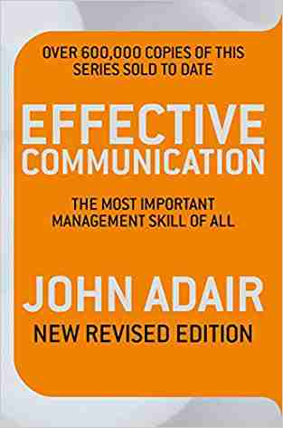 Buy Effective Communication by John Adair online in india - Bookchor | 9780330504263