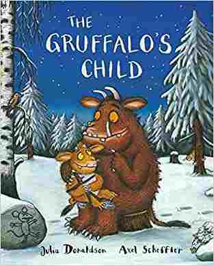 Buy Gruffalos Child by Julia Donaldson online in india - Bookchor   9780330508995