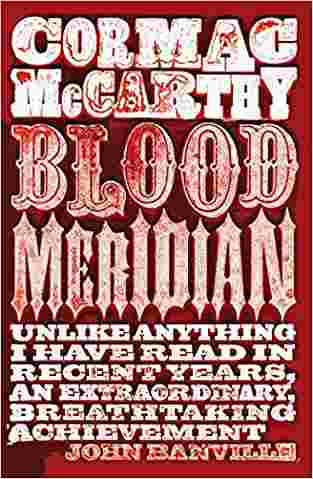 Buy Blood Meridian by Cormac McCarthy online in india - Bookchor | 9780330510943