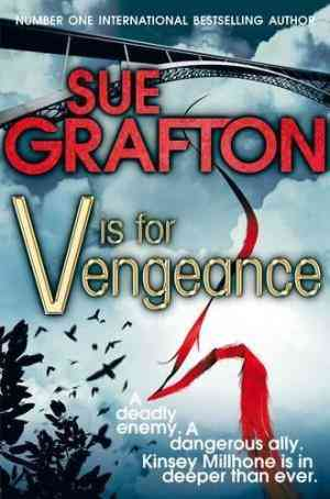 Buy V is for Vengeance by Sue Grafton online in india - Bookchor   9780330512770