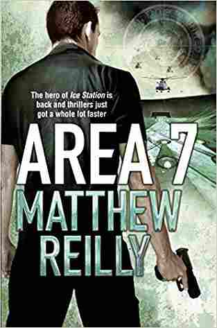 Buy Area 7 by Matthew Reilly online in india - Bookchor | 9780330513418