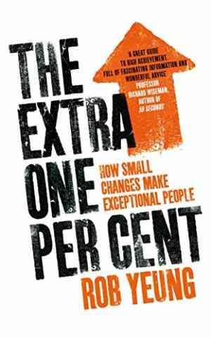 Buy Extra One Per Cent by Rob Yeung online in india - Bookchor | 9780330514545