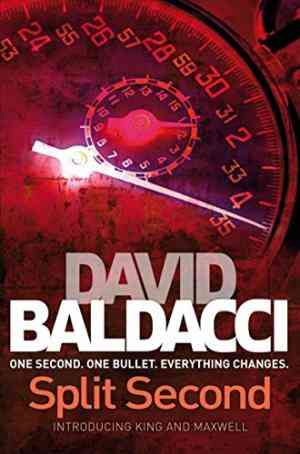 Buy Split Second by David Baldacci online in india - Bookchor | 9780330517782