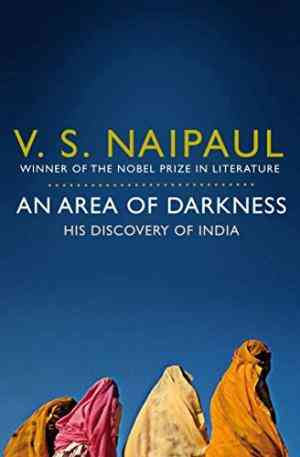 Buy Area of Darkness by V. S. Naipaul online in india - Bookchor   9780330522830