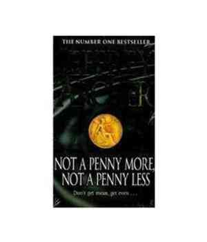 Buy Not A Penny More by Jeffrey Archer online in india - Bookchor | 9780330533096
