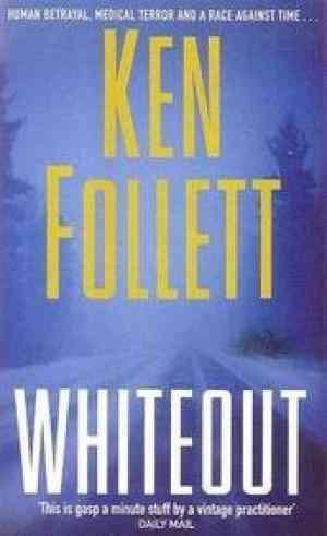 Buy Whiteout   Imp by Ken Follett online in india - Bookchor | 9780330536653