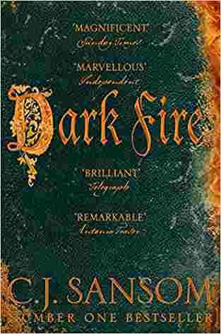 Buy Dark Fire by C. J. Sansom online in india - Bookchor   9780330546058